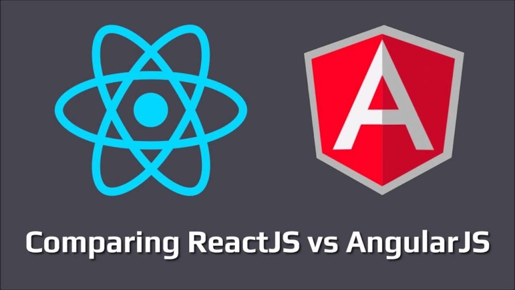 Difference between React vs AngularJS